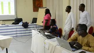 Formation Ms Project, Expertum Afrique, août 2019