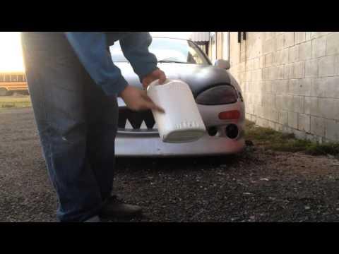 DIY car teeth