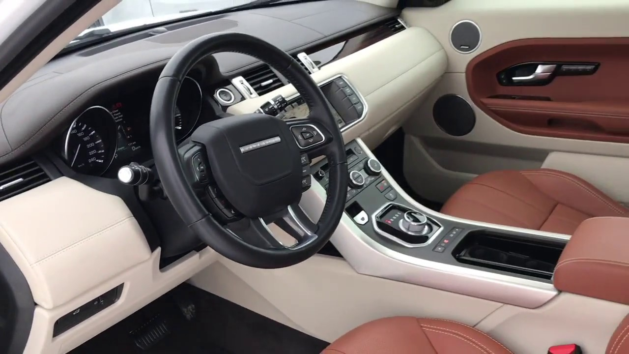 2015 Range Rover Evoque Prestige Review Youtube