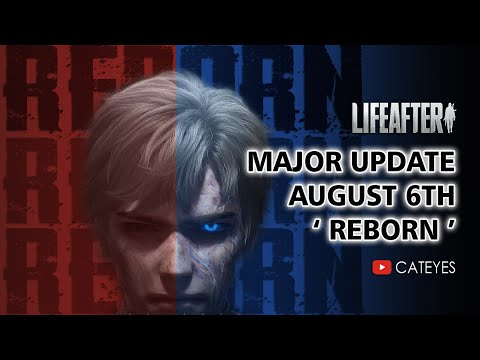 Download LifeAfter - 💥Preview Major Update August 6 'REBORN' + 💎How to Farm Goldbars Fast& Eeasily when AFK