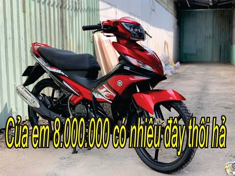 Yamaha Exciter 135 Lên Style LC Malaysia.