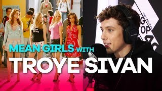 Troye Sivan does Mean Girls and reveals favourite Ariana Grande songs