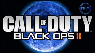 Call of Duty: BLACK OPS 2 - MOON & Reaper UAV! (COD BO2 2012 Info)