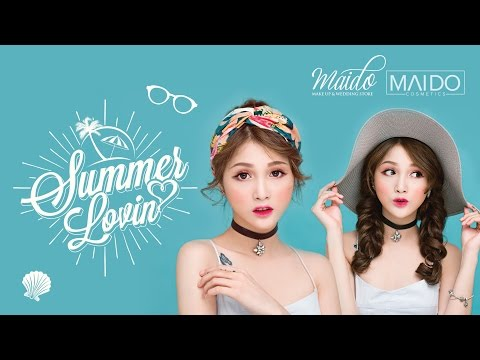 Trang điểm mùa hè - Mai Đỗ Make up
