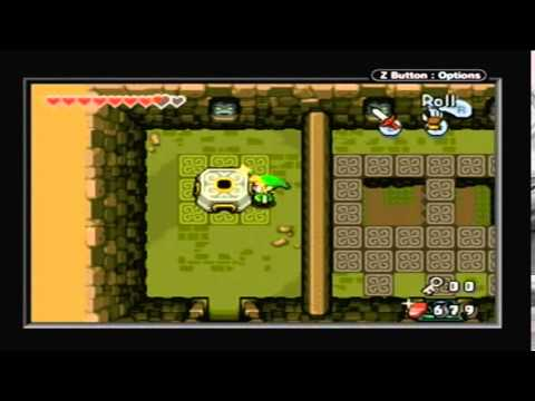 (008) Zelda: The Minish Cap 100% Walkthrough - Fortress of Winds