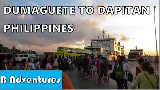 Dumaguete Smokey Mountain, Ferry to Dapitan City Mindanao, Philippines S2 Ep21