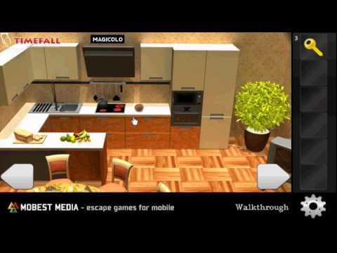 Room Escape Apartment Walkthrough