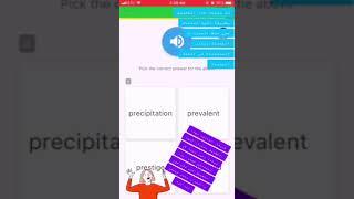 تطبيق   learn language with Memrise