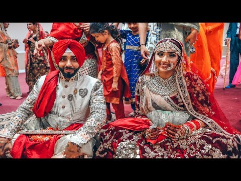 The BEST Indian Wedding Ever! Surprise Dance From Bride!