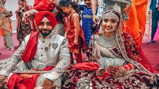 Download The BEST Indian Wedding Ever! Surprise Dance From Bride! Mp3 and Videos
