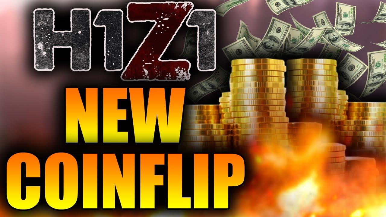 BRAND NEW H1Z1 COINFLIP WEBSITE + INSANE $1000 SKIN ...
