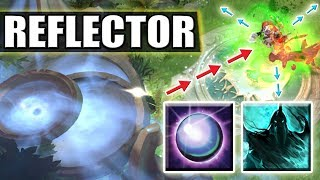 Infinite Damage Reflection with Dispersion + Borrowed Time [Fountain Dive] Dota 2 Ability Draft