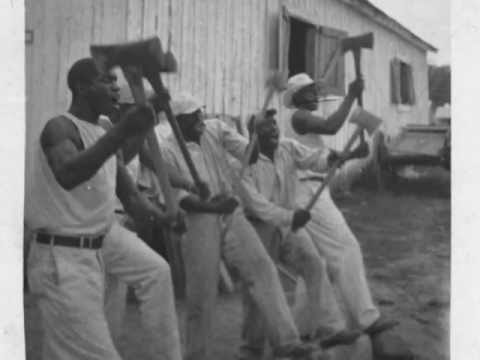 Lightning Washington and prisoners: Good God Almighty (1933)