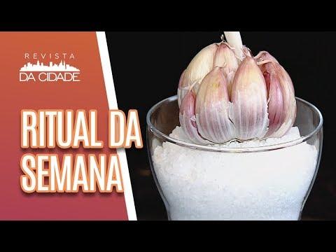 Filtro de Energias para sua Casa   Ritual da Semana - Revista da Cidade (16/07/18)