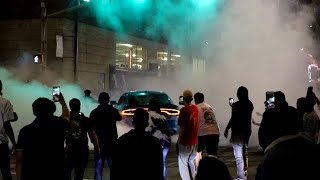 These Young Boys Wild!! Pull Up, Turn Up and Dip!! Burnouts, Donuts, Varsity, Atlanta: WhipAddict