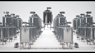 세드나 마그네틱교반기, 마그네틱 펌프 소개 영상(SED…