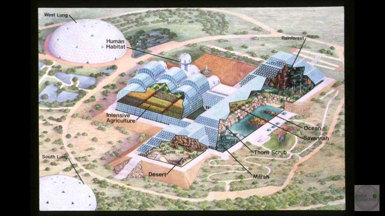 Biosphere 2 Story Of The Original Design And Building Told By Project Cofounders Youtube