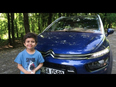 Citroen Grand C4 Picasso 2017 Baba Oğul Test