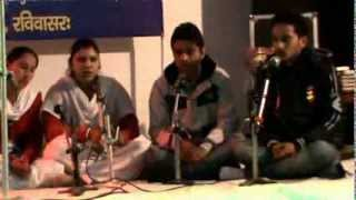 Sanskrit Patriotism Song Competition 20 January 2013 (Sunday) video 4