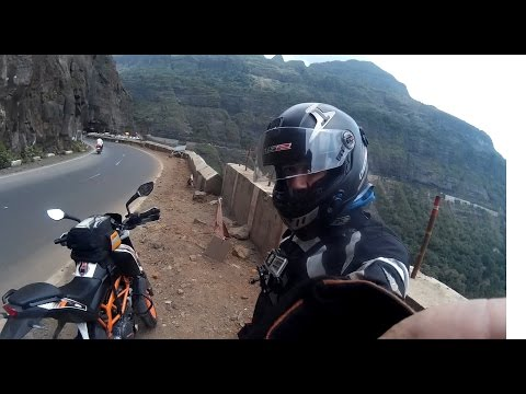 Keep Calm and Ride | Malshej ghat | KTM duke 390