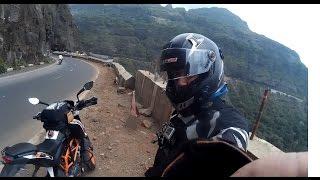 Keep Calm and Ride   Malshej ghat   KTM duke 390
