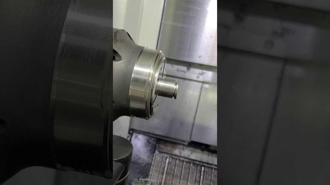 Knurling with a Spot Drill