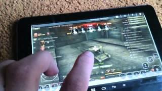 World of tanks на андройд!!