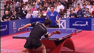 How to Return a Serve | Killerspin Table Tennis Lessons