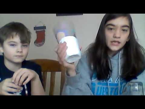 DIY paper cups