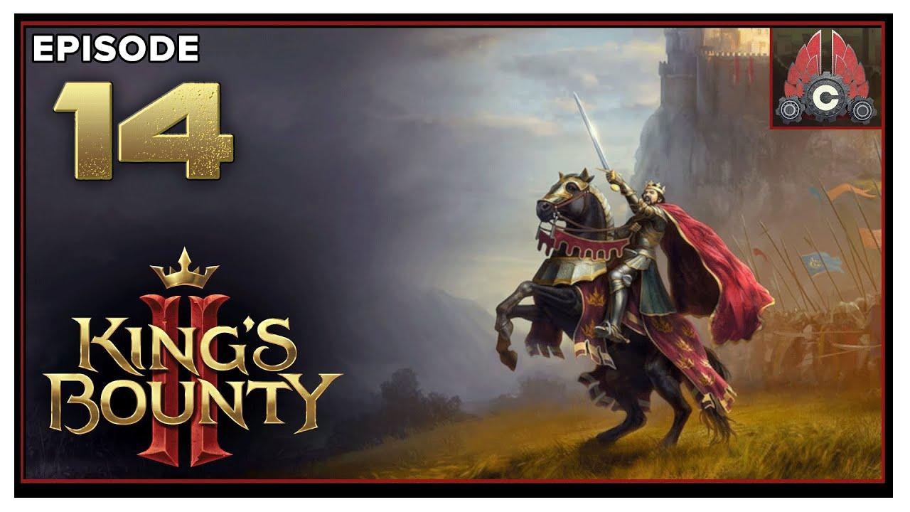 CohhCarnage Plays King's Bounty II - Episode 14