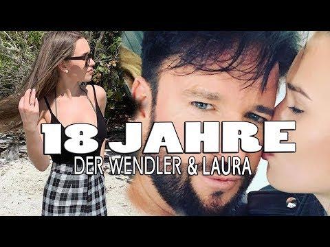 WENDLERs Tochter nur 1 Jahr Jünger als seine Freundin LAURA ❤ Zusammen Party !