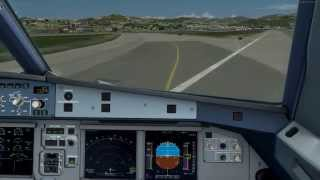 HD   P3D Aerosoft A320 Shared Cockpit!!! SP3 Released