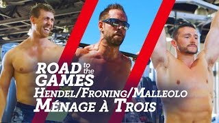 Road to the Games 16.02: Hendel \/ Froning \/ Malleolo