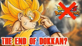 IS THIS THE END FOR DOKKAN? | NEW BILL BANNING U.S. LOOT BOXES | DRAGON BALL Z DOKKAN BATTLE