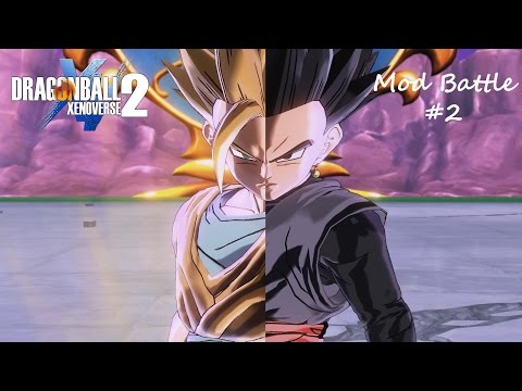 Teen Gohan Vs Teen Gohan Black Dragon Ball Xenoverse 2 Mod Battles Youtube The character was created by komodo who used super butōden 2 sprites as the base, he plays similar to many dbz chars of that time. teen gohan vs teen gohan black