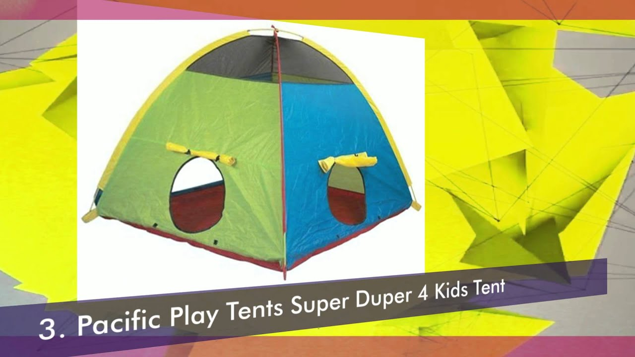 Best Play Tents for Kids 2014 - Top 5 Picks for Children & Best Play Tents for Kids 2014 - Top 5 Picks for Children - YouTube