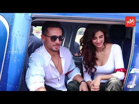 Tiger Shroff And Disha Patani Make A Grand Entry For Baaghi 2 Trailer Launch  | YOYO Times thumbnail