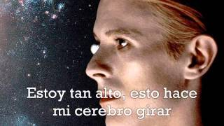 David Bowie - Lazarus (sub-español)