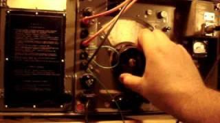 видео Радиоприемник BC-312
