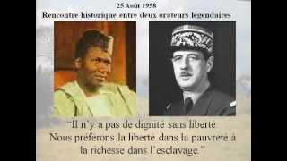 Indépendence Guinée 1958