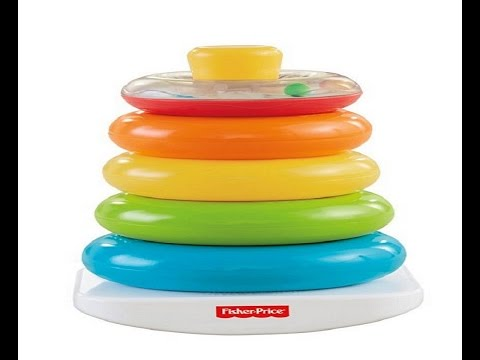 Fisher Price - Brilliant Basics Rock-a-Stack