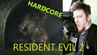RESIDENT EVIL 2 - CLAIRE || HARDCORE #11
