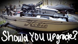 MY NEW BOAT!!!  2018 Hobie PA14 Upgrades and Changes!