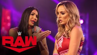 The IIconics ruthlessly attack Alexa Bliss & Nikki Cross: Raw, May 25, 2020
