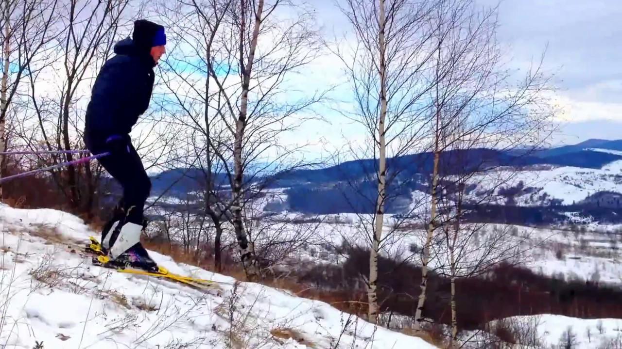 Крутой отдых на лыжах!