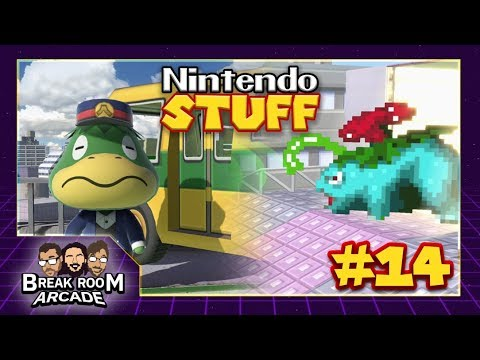 What We Want Out of a Switch Revision | Nintendo Stuff Podcast #14