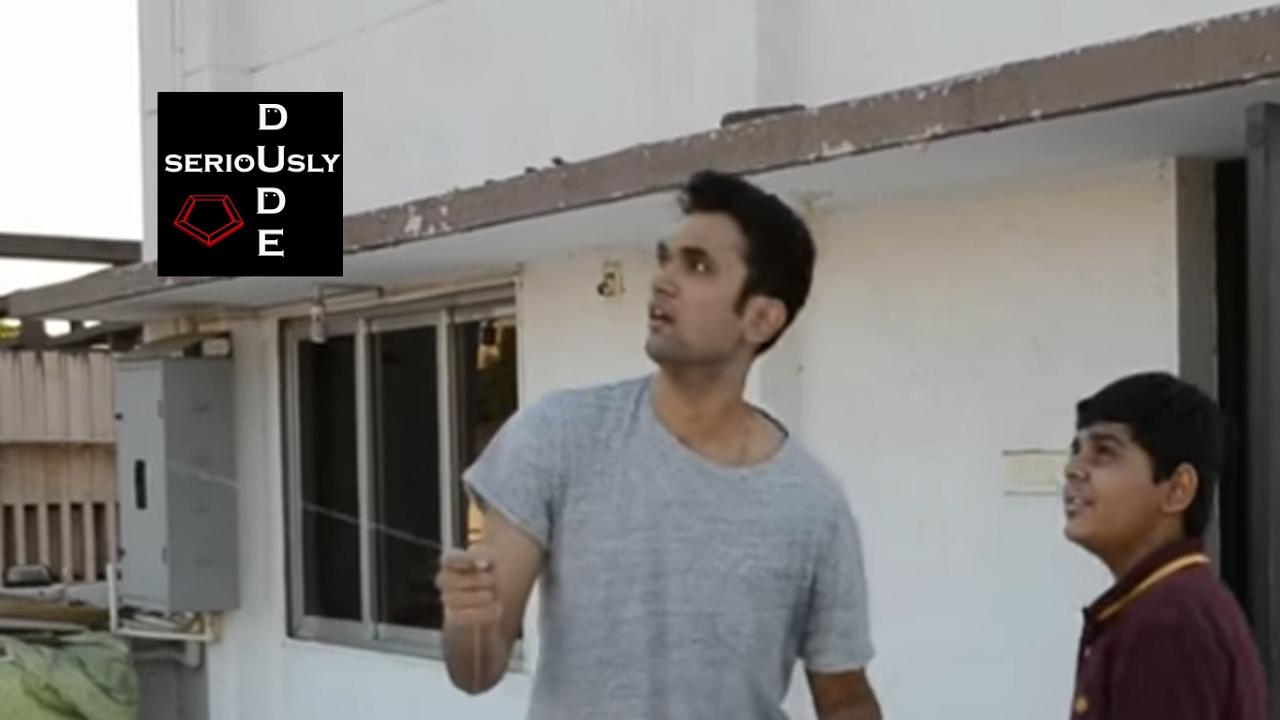 Funny Kite Flying Funny Kite Video Gujarati Funny Kite Festival Gujju Comedy Kite Flying