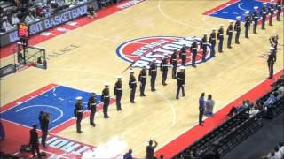 United States Marine Corps Silent Drill Platoon - Nov. 3rd, 2015
