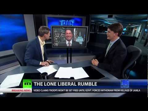 Lone Liberal Rumble - Selig Speaks Out For The Rich White Guys!