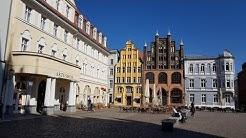 Altstadt und Hafen von Stralsund (in 4 K/UHD)